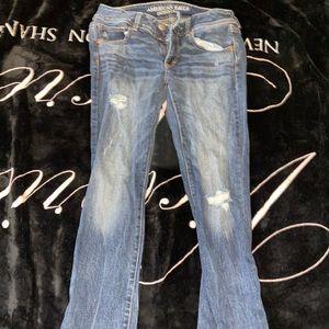 Boot Cut/Flair Jeans
